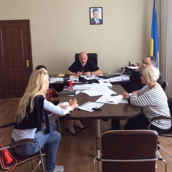Геращенко розповіла, як влада допомагає жителям Донбасу