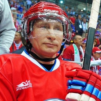 Спортсмени звинуватили Путіна у поганій грі хокеїстів