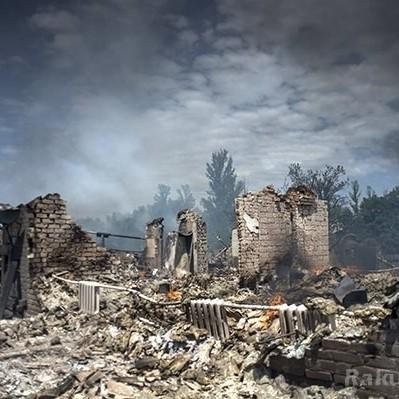 Бойовики перебили газопровід та залишили Станицю Луганську без світла