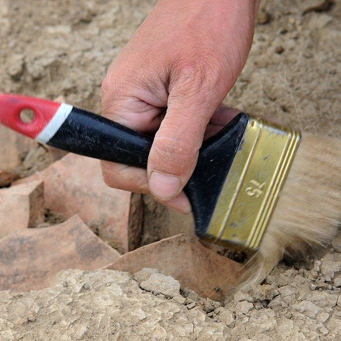 Унікальна знахідка: археологи розкопали палац 17-го століття до нашої ери у Греції