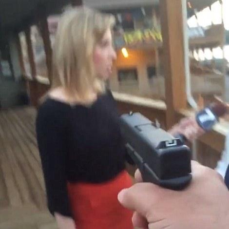 В мережі з'явилося шокуюче відео вбивства журналістів в прямому ефірі (відео)