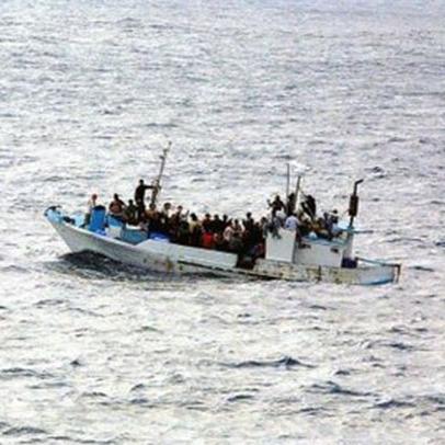 Біля узбережжя Лівії затонуло чергове судно з мігрантами