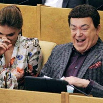 Сміливий Кобзон радить не жартувати з Росією