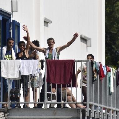 У Німеччині провели акцію на підтримку нелегальних мігрантів
