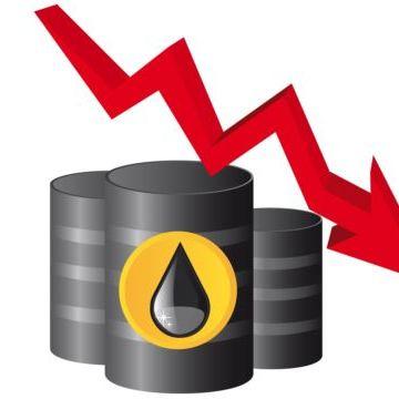 Нафта поновила падіння на світових ринках