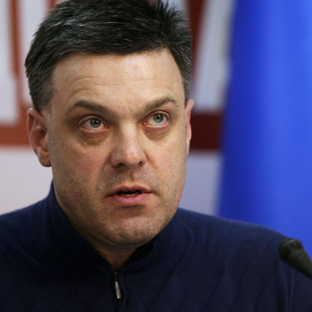 Тягнибок заявив, що Аваков використовує методи Захарченка та Азарова
