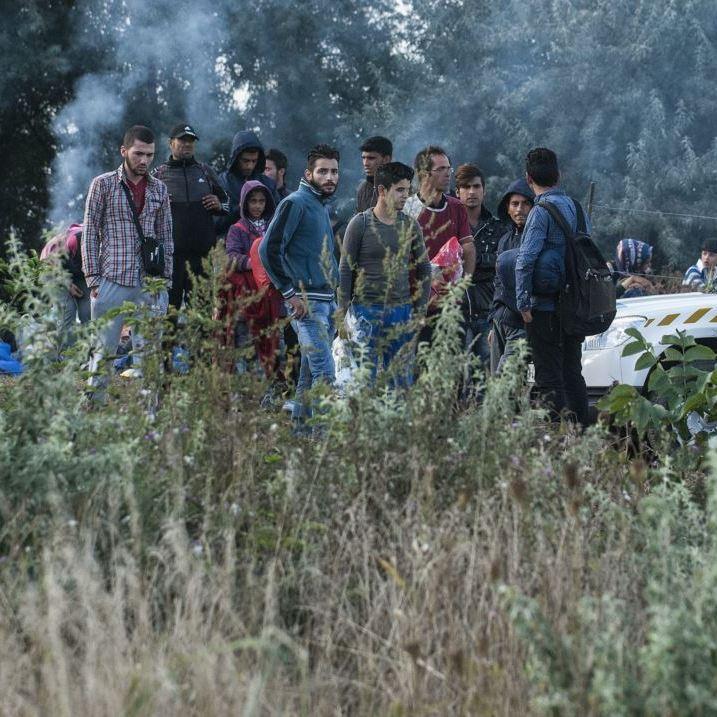 В Австрії знову знайшли машину з мігрантами