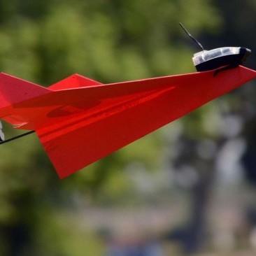 Божевільний світ: у США паперові літаки прирівнюють до дронів