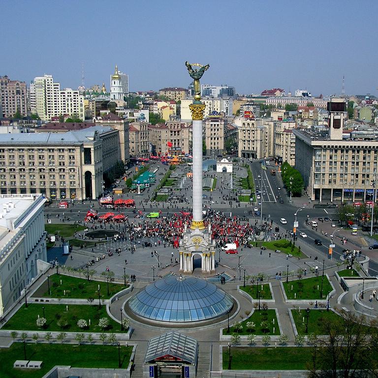 У Києві до 70-ї річниці закінчення Другої світової війни ветеранам та сьогоднішнім захисникам України виплатять понад 24 млн грн