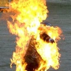 У Туркестані жінка підпалила себе через банківський кредит