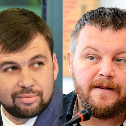 """Сепаратистські ЗМІ заявляють про захоплення влади у """"ДНР"""""""