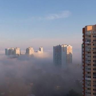 Ввечері столицю знову може оповити димом