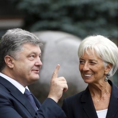 Місія МВФ пробуде в Україні до 2 жовтня