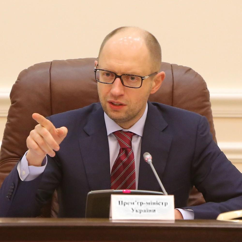 Яценюк розповів, хто буде перевіряти платників податків