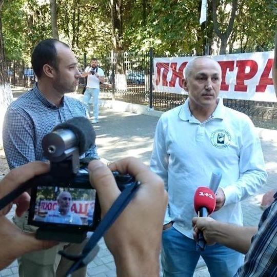 В Одесі намагалися люструвати заступника ГУМВС Одеської області