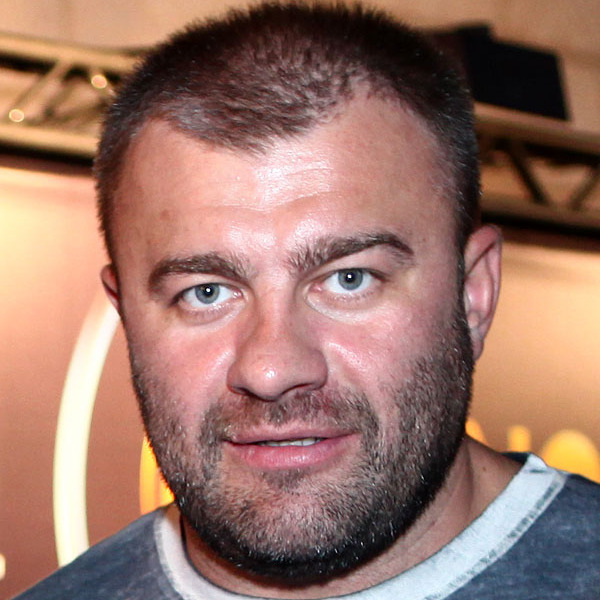 Михайло Пореченков заявив про намір відкрити в Криму кіностудію
