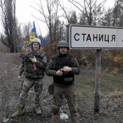 Бойовики вбили двох військових на Луганщині