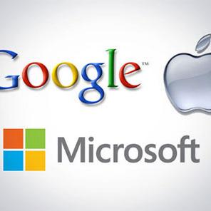 Microsoft, Google та Apple відмовилися показувати владі США листування користувачів