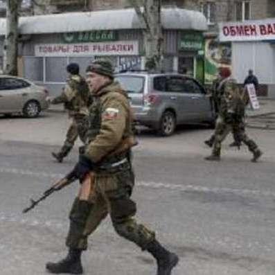 """""""Терористам-ополченцям залишилося тільки застрелитися"""", - журналіст"""