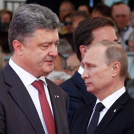 Порошенко зустрінеться з Президентом РФ в Парижі