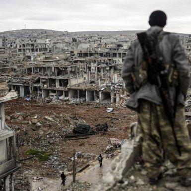 Пентагон: На Сирію та Ірак очікує розпад на частини