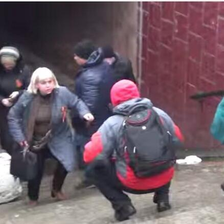 Медсестра, яка била ногами євромайданівця в Харкові, звільнена за амністією