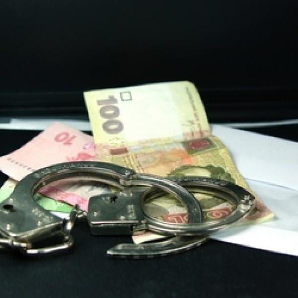 У Держслужбі зайнятості спіймали хабарника