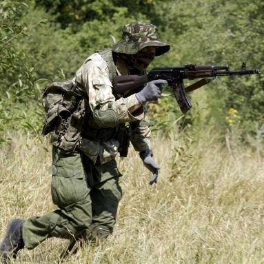 Доба в АТО: ворожі постріли лунали 5 разів