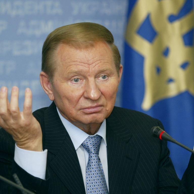 Кучма закликає до дипломатичного вирішення конфлікту на сході України
