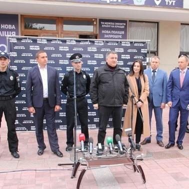 Чернігів приєднався до міст, які патрулюватиме нова поліція