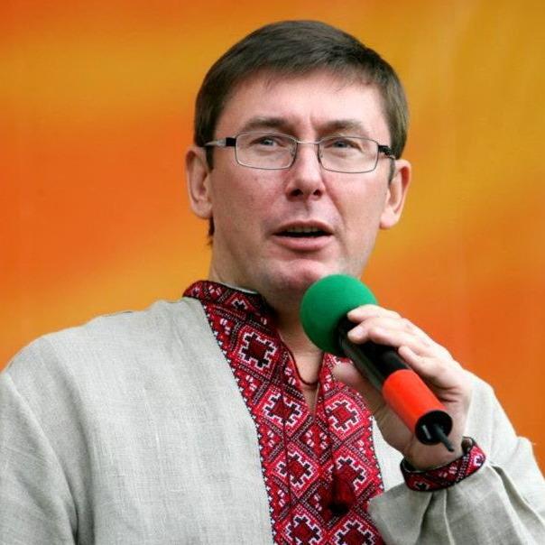 """""""Я закликаю, щоб керівником Національної поліції стала людина, котра працювала в західній Європі"""", - Луценко"""