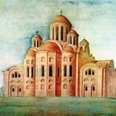 КМДА затвердила проект консервації фундаменту Десятинної церкви