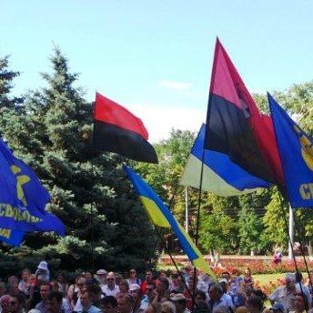 """""""Свобода"""" і """"Правий сектор"""" об'єднуються  на місцевих виборах"""