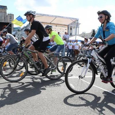 У Києві створять мережу велопрокату