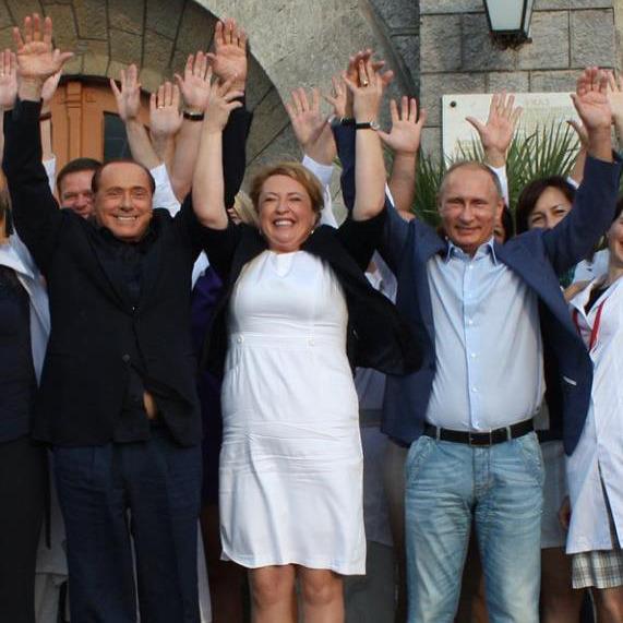 Прокуратура Криму порушила справу через випите Путіним і Берлусконі колекційне вино