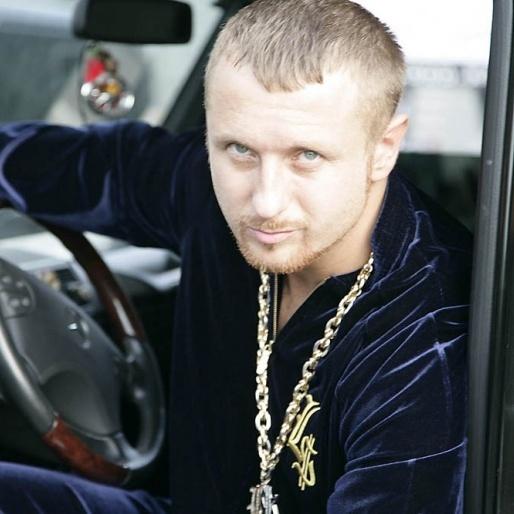 Український репер потрапив в аварію (фото)