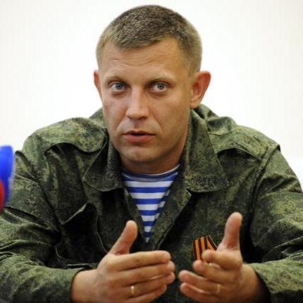 Захарченко стверджує, що президент України визнав його повноваження