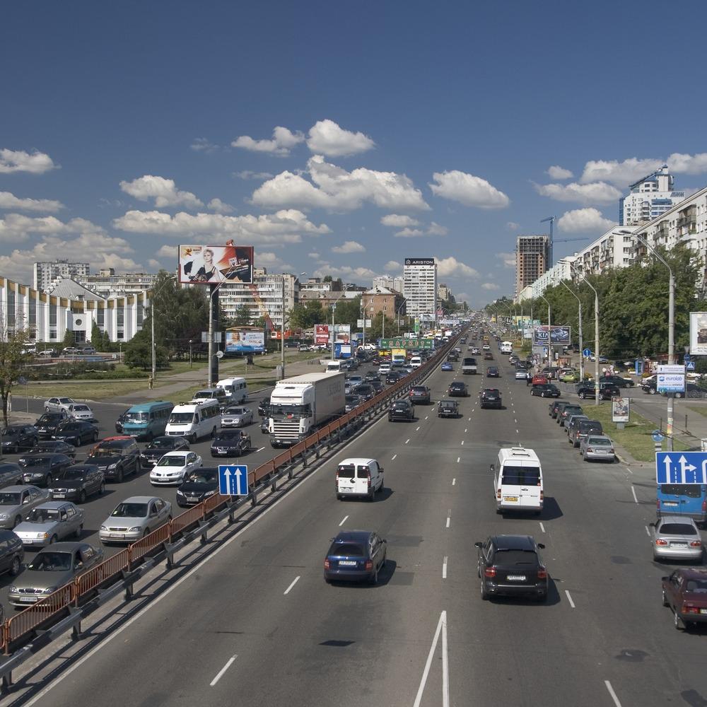 На вихідних проспект Перемоги на Шулявці буде перекритий (схема об'їзду)