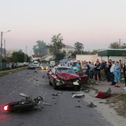На Житомирщині п'яний суддя вчинив дорожньо-транспортну пригоду з смертельним випадком