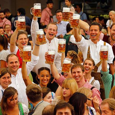 У Мюнхені триває Октоберфест (фото)