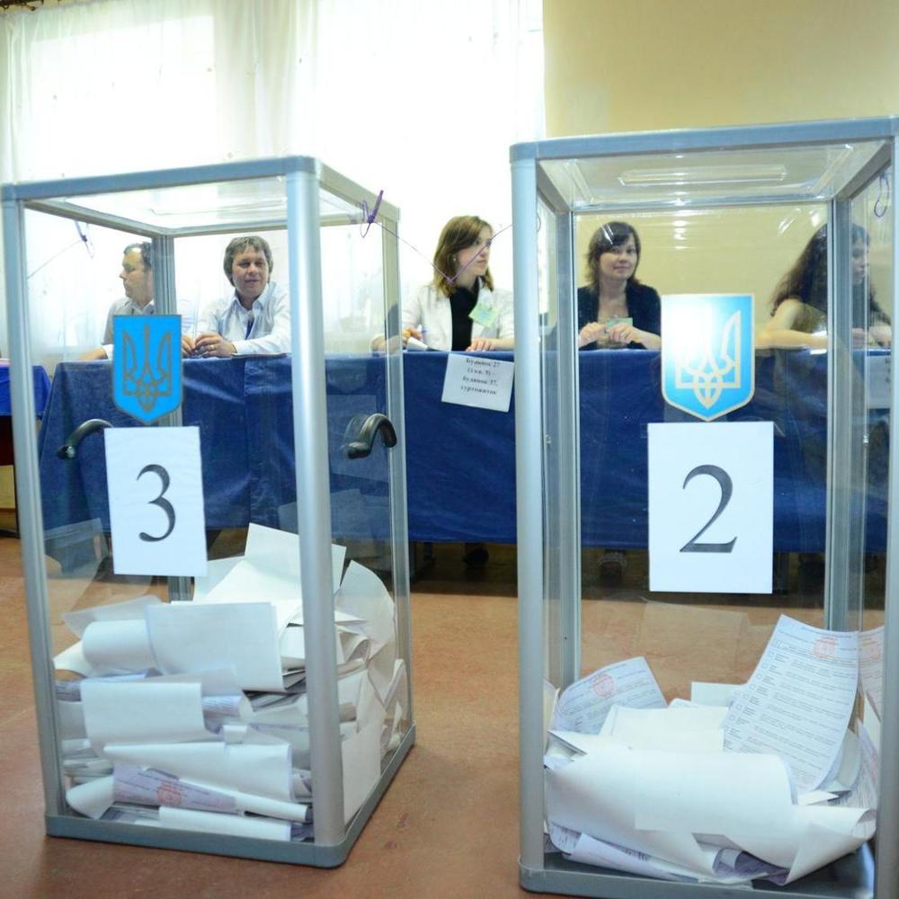 Місцеві вибори: українці мають 132 партій на вибір