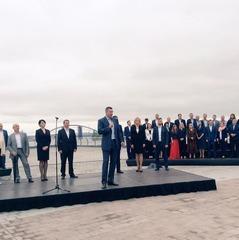 Кличко першим подав документи у мери Києва