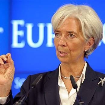 Глава МВФ закликала кредиторів підтримати Україну