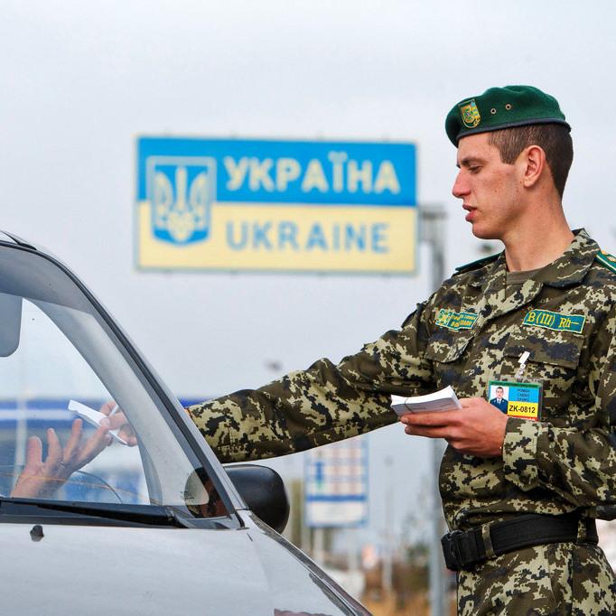 Прикордонники затримали за держзраду колишнього кримського депутата