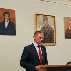Завтра екс-міністр Швайка починає боротьбу за посаду мера Харкова