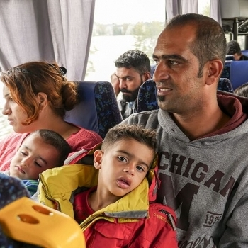 Криза мігрантів дісталася північних країн Європи