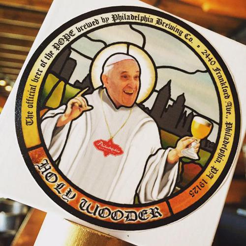 У США випустили пиво із зображенням Папи Римського (ФОТО)