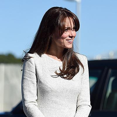 Кейт Міддлтон відвідала жіночу в'язницю в Сурреї (фото)