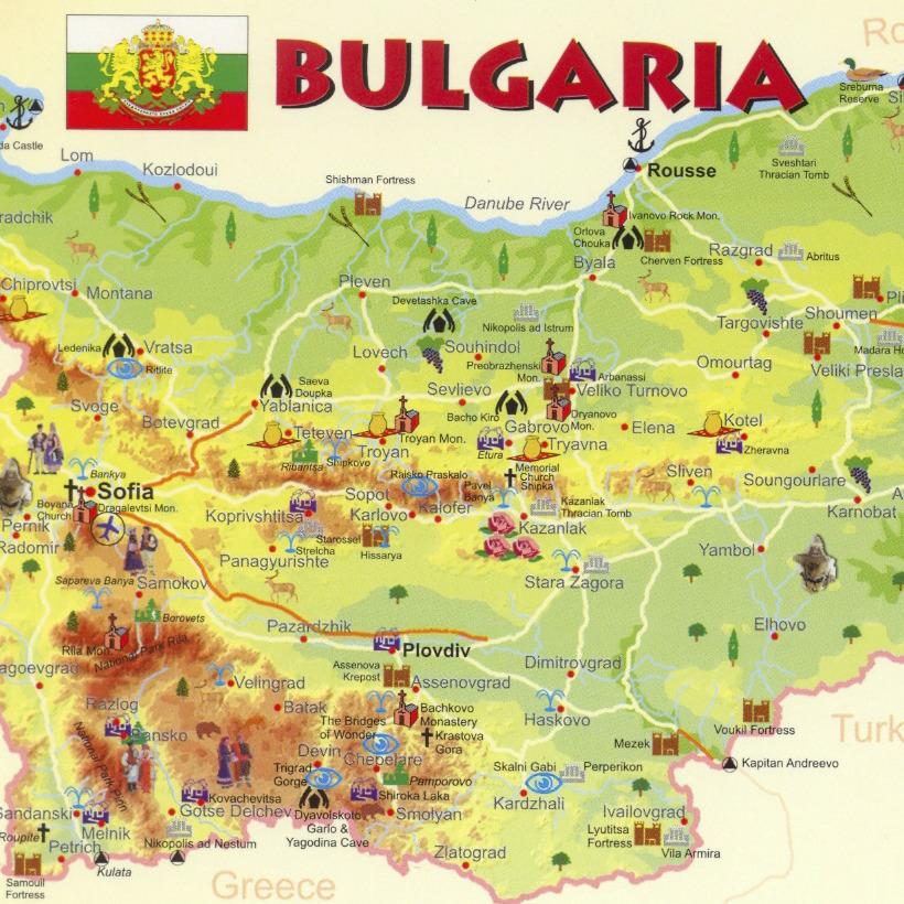 У Болгарії православна церква виступає проти мігрантів