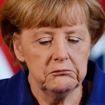 Меркель втрачає популярність на Батьківщині